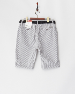 GYST  CLARKE STRIPE SHORT見る