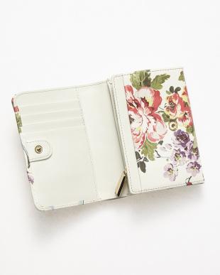 ベージュ  ヘッドスカーヴズコレクション 2つ折り財布見る