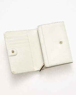 ホワイト デイジーコレクション 2つ折り財布見る