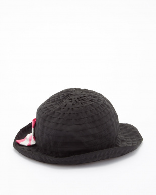 ブラック  ヴァカンス帽見る