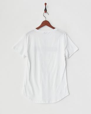 ホワイト  1952 ナンバーパッチTシャツ見る