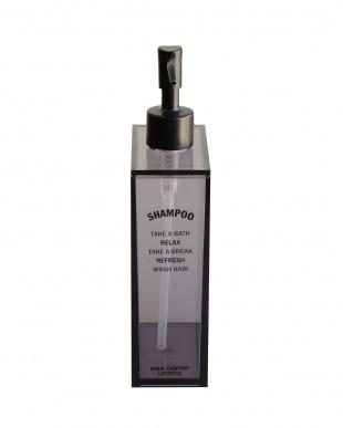 ブラック アクリルバイサイド Shampoo&Conditioner&Bodysoap見る
