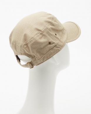ベージュ  OLD DENIM WORK CAP見る