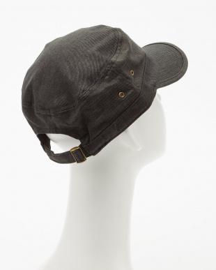 ブラック  OLD DENIM WORK CAP見る