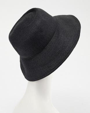 ブラック  KUSYUKUSYU HAT見る