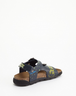 NAVY/MULTICOLOR  SANDALS J SAND.STORM I -SYNT.LEA見る