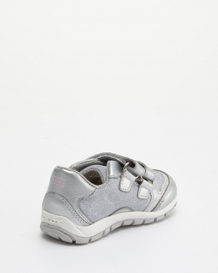 LIGHT GREY  B SHAAX G.D SNEAKERS見る