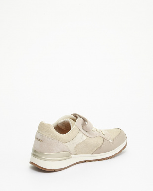BEIGE SNEAKERS J MAISIE G. E -TEXTILE+SUEDE見る