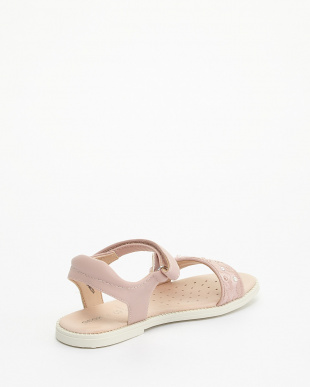 DK ROSE  SANDALS J S.KARLY G. E -EMBR.TEX+SYNT見る