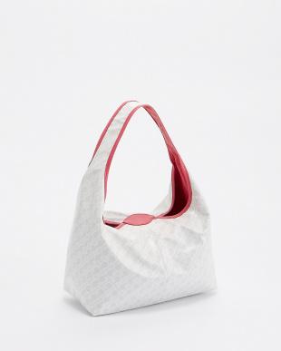 ホワイト/ピンク U14-ICE/BERRY GHERARDINI SOFTY MISAKIバッグ見る