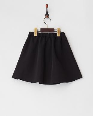 ブラック グログランスカート見る