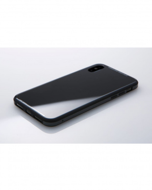 ブラック Hybrid Case UNIO for iPhone X見る
