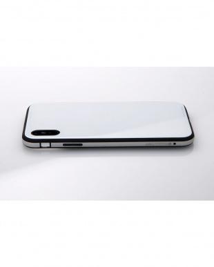 ホワイト Hybrid Case UNIO for iPhone X見る