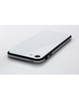 ホワイト  Hybrid Case UNIO for iPhone 8 / 7見る