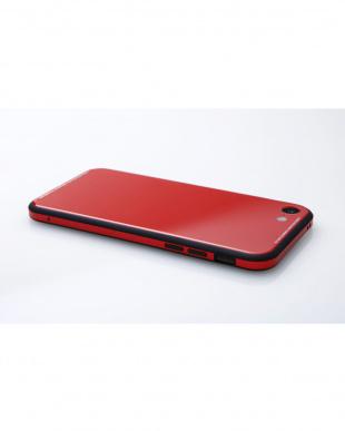 レッド  Hybrid Case UNIO for iPhone 8 / 7見る