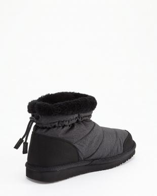 Charcoal  SNOWファッションショートブーツ見る