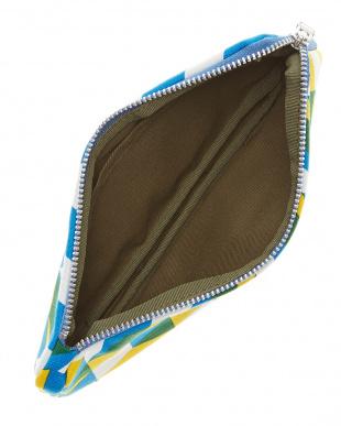 parallelo コバルトブルー  メガネケースにも使える ペンケース見る