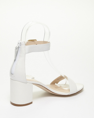 OPTIC WHITE LEATHER  CLARETTE SANDAL II見る