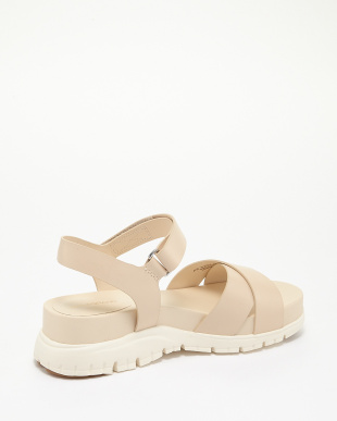 BRZL SAND LEATHER  ZEROGRAND SANDAL II見る