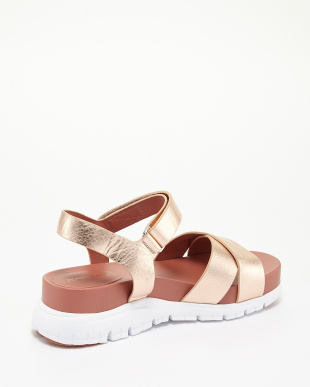ROSE GOLD LEATHER  ZEROGRAND SANDAL II見る