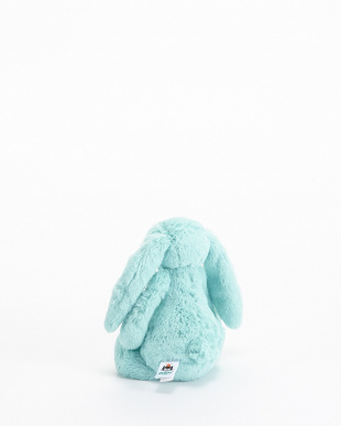ブルー Bashful Aqua Bunny Small見る