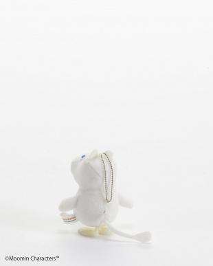 ホワイト フリフリ・ムーミン見る
