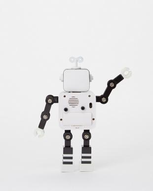 ブラック ロボットクロック見る