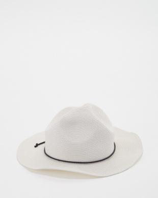 ホワイト  ツバナガイ HAT見る