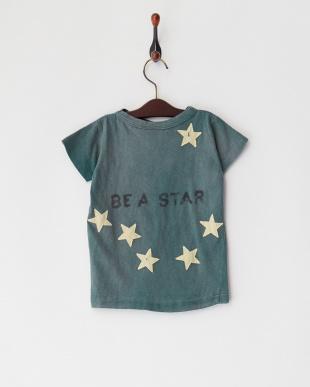 オールドネイビー  ビンテージテンジク STAR CAMP TEE見る