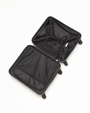 ブラックカーボン  スクエア型スーツケース 42L見る