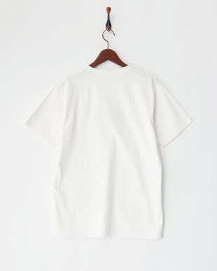 WHT3  THE MOUNTAINWAVE WHITE ST グラフィックロゴTシャツ見る