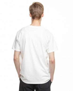 WHT1 THE MOUNTAINWAVE WHITE ST グラフィックロゴTシャツ見る