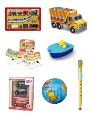 マルチ HAPPY BAG 男の子用おもちゃ7種セット 11,880円相当見る