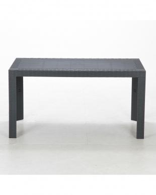 ブラック  ステラ テーブル 80×140cm見る