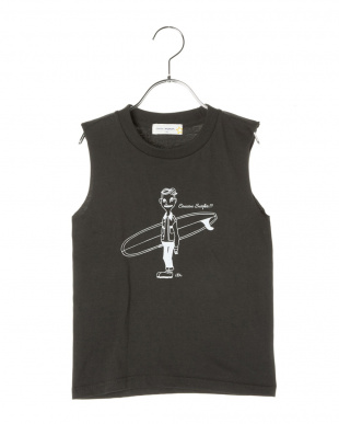 CHARCOAL  [限定コラボ]coucou サーファーTシャツ見る