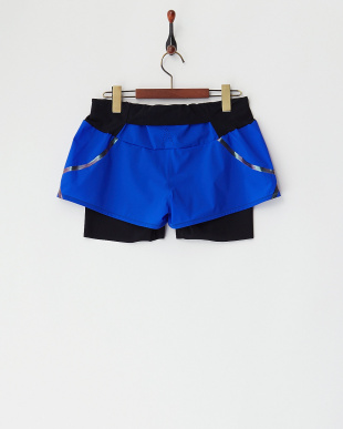 ブルー  インナー付きSPEEDO ショートパンツ|WOMEN見る