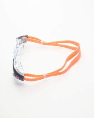 オレンジ×クリアー  BIOFUSE2ジョセイゴーグル|WOMEN見る