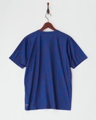 BLUE DEPTHS  テック グラフィック SS Tシャツ見る