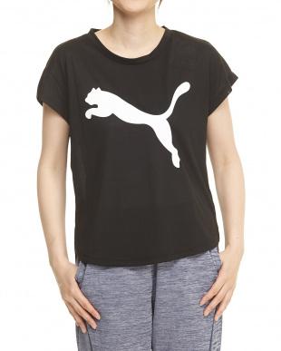 PUMA BLACK  DRY CELL アーバンスポーツ トレンドTシャツ見る