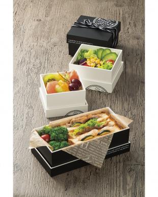 ホワイト  Have a Lunch HAKO style M見る