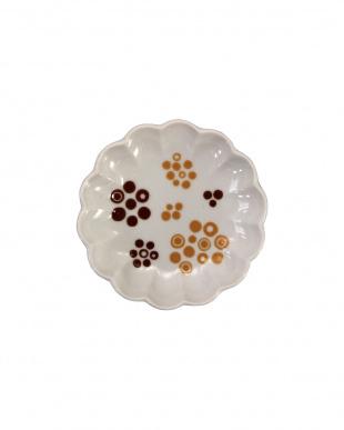 菊型小皿 秋水玉 2個セット見る