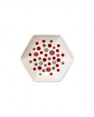 六角小皿 冬水玉 2個セット見る