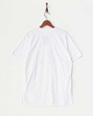 white  WOMENデザインTシャツ見る