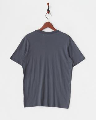 C.GREY(SLATE GREY)  クルーネックプレーンTシャツ見る