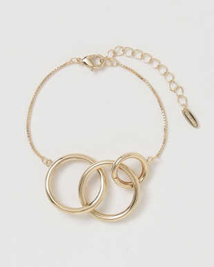 Brown  Ring Bracelet見る