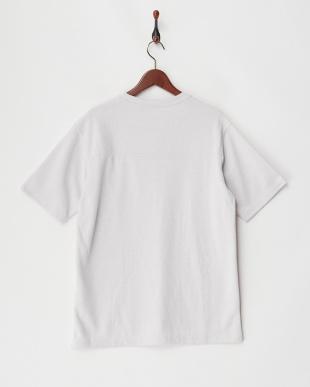OFF WHITE  ダブルフェイスT(5分袖)見る