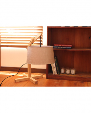 GY SWING TABLE LAMP by SOLID WOOD見る