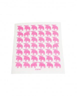 ピンク/ターコイズ/ライム キッチンワイプ エルク 3色セット見る