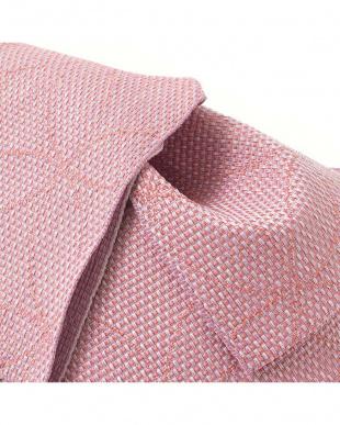 くすみピンク 造り帯|WOMEN見る