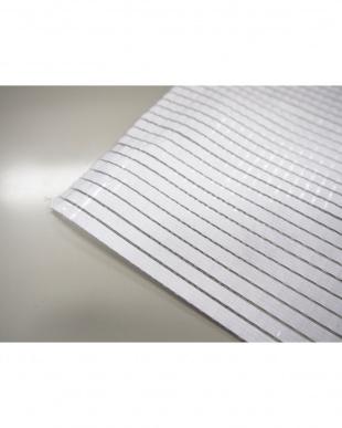 ホワイト  180×180cm はとめタイプ 日よけすだれ見る